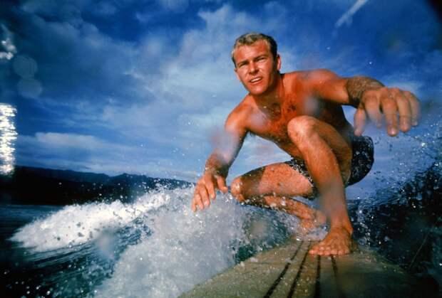 На заре увлечения сёрфингом: винтажные фотографии из 1963 года