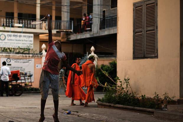 Город на слиянии четырёх рек: фотопутешествие по Пномпеню