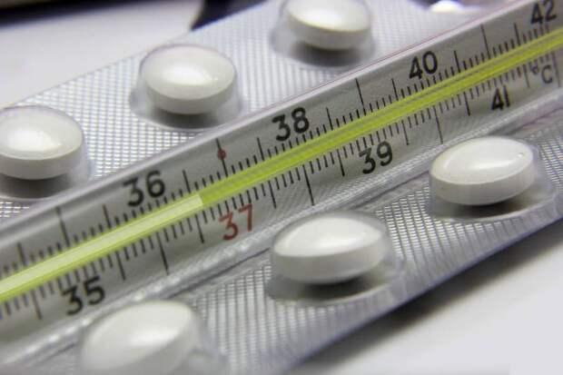 Почти 10 тыс жителей Удмуртии заразились ОРВИ за неделю