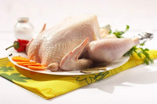 Турецкое мясо птицы больше не пропустят на территорию России