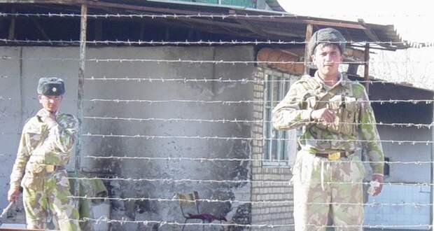 Растет число жертв перестрелки на границе Таджикистана и Киргизии
