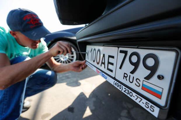 В России изменят все номера. Зачем это нужно?