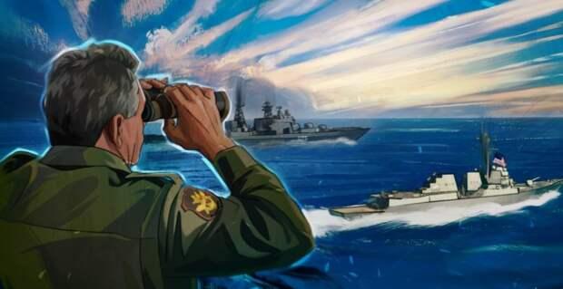 Коротченко: военные США чувствуют дискомфорт, находясь «на мушке» у российских ЗРК в Чёрном море