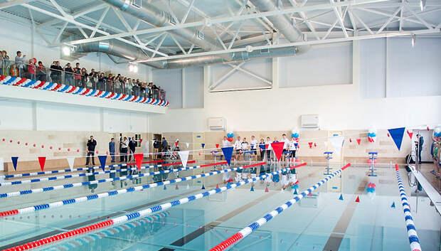 Около 400 детей хотят заниматься синхронным плаванием в ФОКе в Залинейном