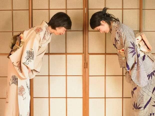 Японские традиции. Часть 1