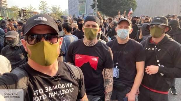 Украинские националисты готовят переворот в Киеве и нападение на Крым