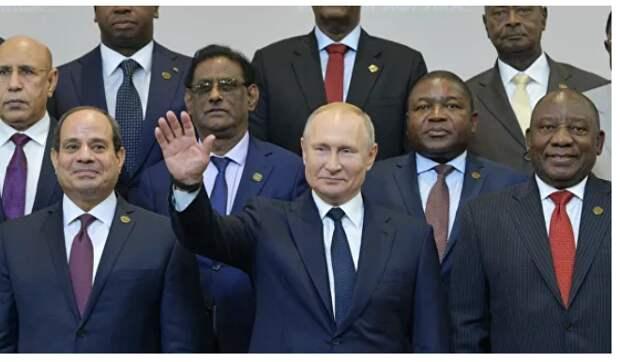 """Запад: """"Мы проиграли Африку России"""". Российские СМИ в панике"""