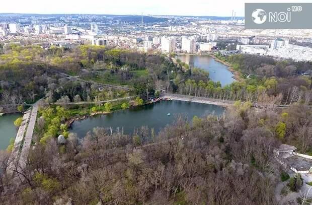 Обновление парка «Долина роз»: Чего еще ждут жители Кишинева