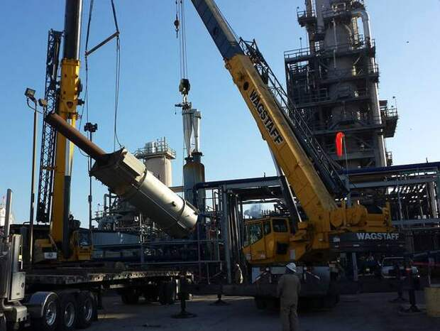Рост котировок нефти Brent и WTI ускорился