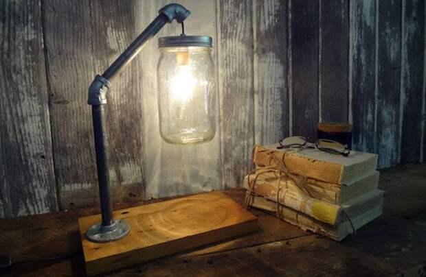 Идустриальные светильники