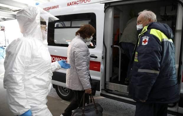 В России на 24 апреля за сутки от COVID-19 выздоровели ещё 677 человек