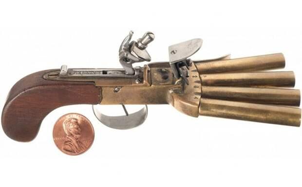 10 самых крутейших оружий в истории нереальное, оружие