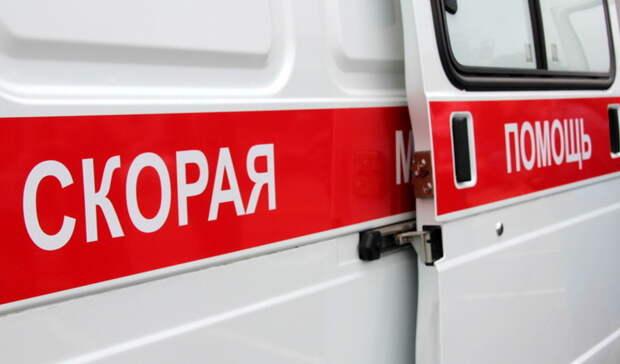 В Грачевке в результате падения с лестницы пострадала двухлетняя девочка