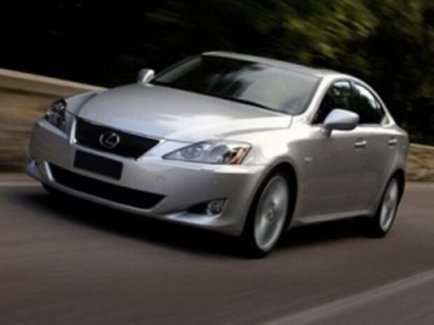 Водитель, отказавшийся снять тонировку со своего Lexus GS300, арестован на 15 суток