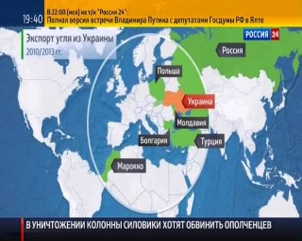 Украина мчится к экономической катастрофе