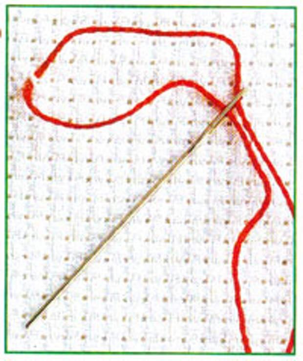 Вышивание по ткани Аида четным количеством нитей (фото 2)