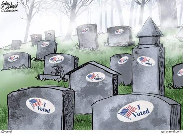 Очень честные выборы? Да бросьте...