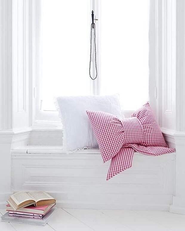 Нестандартные подушки (трафик)