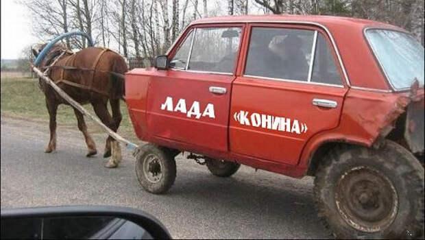 Необычные автомобили с одной лошадиной силой