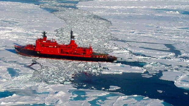 RP: В бой за Арктику Запад пошел «голым и босым»