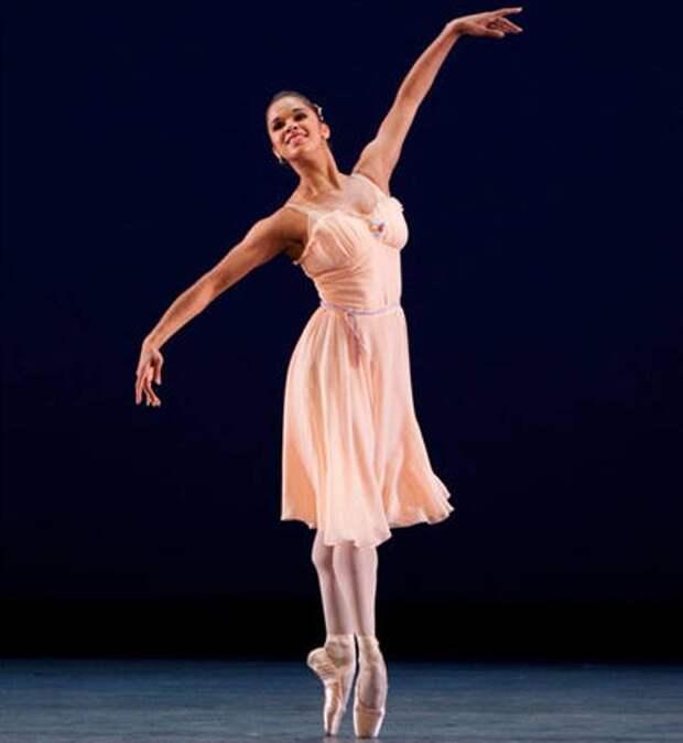 Из грязи в князи: история успеха африканской балерины