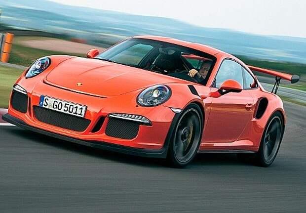 Porsche 911 GT3 RS: спать спокойно