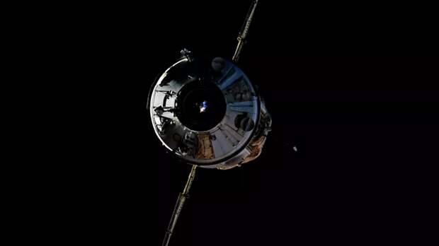 Российские космонавты впервые зашли в модуль «Наука»