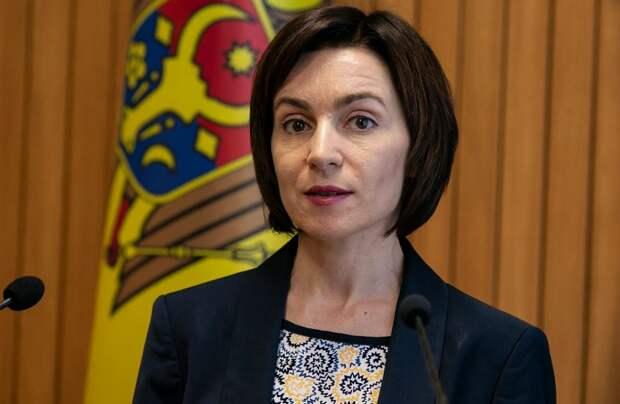 Кремль жестко ответил на призывы Санду о выводе миротворцев из Приднестровья