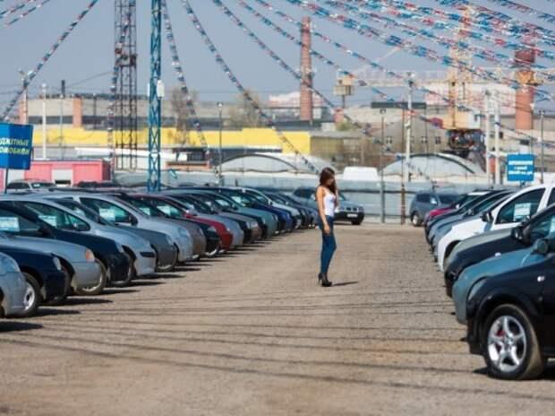 Большинство продавцов подержанных автомобилей рассчитывают найти покупателя в интернете