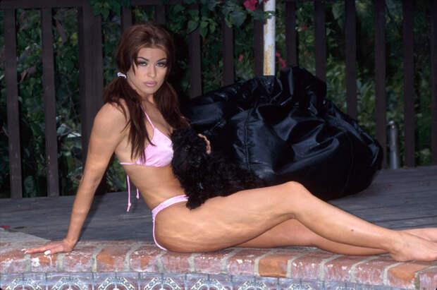 Кармен Электра (Carmen Electra) в фотосессии Мирека Товски (Mirek Towski) (1996), фото 10