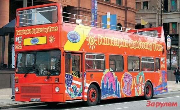 Автобусы: гиганты и мутанты