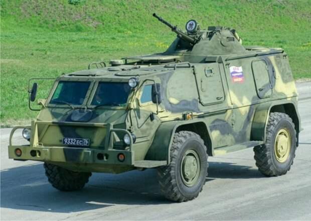 ГАЗ-3937 «Водник» автомобили, газ, фоторепортаж