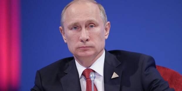 Путин пригласил другие страны в проекты по климату