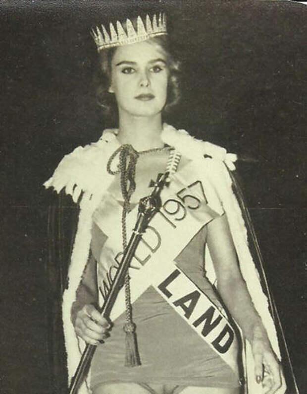Самые красивые победительницы «Мисс мира»