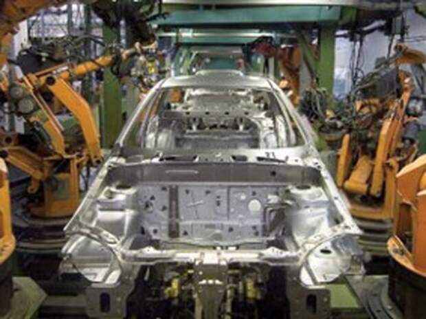 На Украине в 13 раз снизилось производство автомобилей