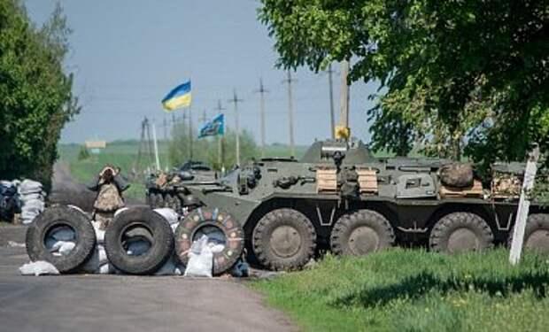 Мариуполь и Новоазовск контролируются силами АТО - СНБО