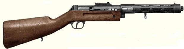 Немецкое по-эстонски. Пистолет-пулемет Tallinn-Arsenal
