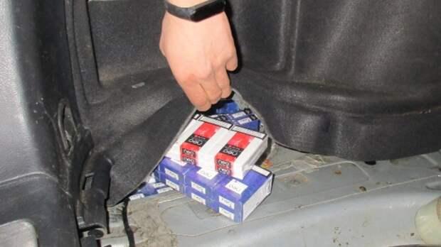 Контрабанду 34тысяч табачных палочек пресекли вРостовской области