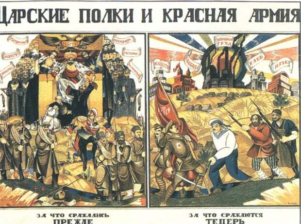 Война красных и белых: люди, проигравшие всё