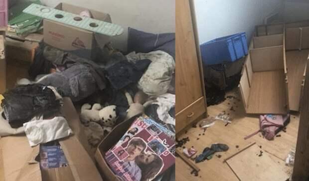 Француз отомстил арендаторам с помощью их же мусора