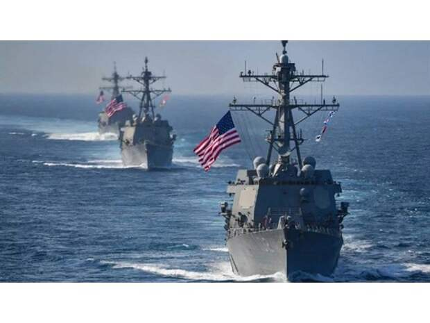 Первые подразделения, которые США развернут в случае третьей мировой войны