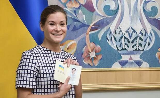 Гайдар отказалась от российского гражданства