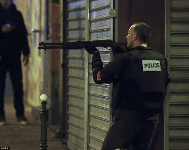 Теракты во Франции