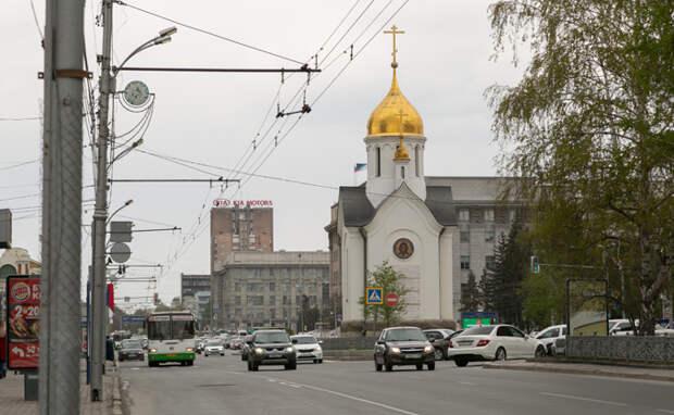 Подземный переход под часовней откроют в Новосибирске 20 апреля