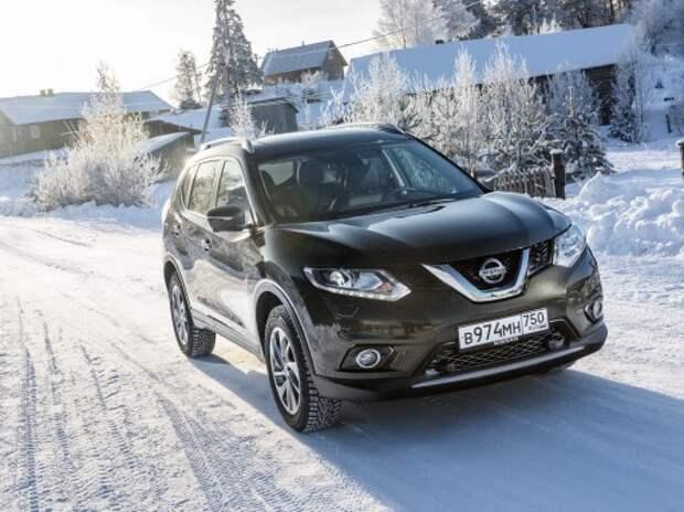 Новый Nissan X-Trail получил комплектации и цены в России