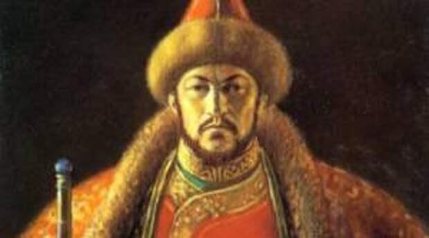 хан казахского Младшего жуза Абулхаир