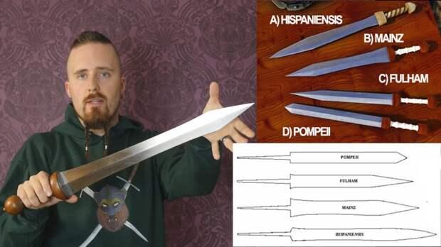 Гладиус: меч, создавший Римскую империю
