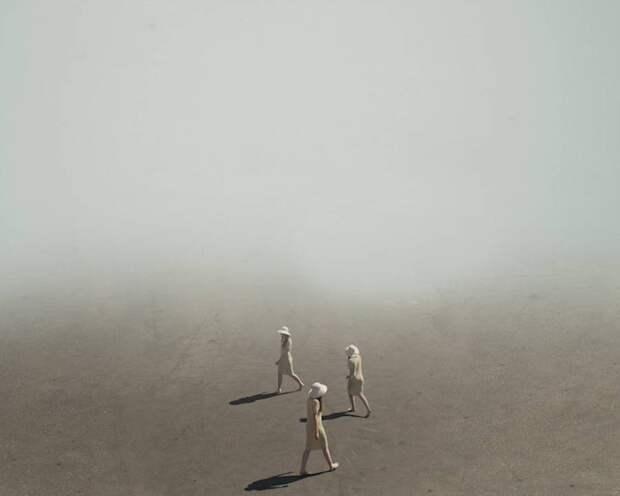 Фотографии, от которых веет одиночеством