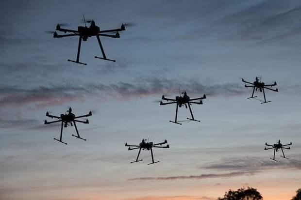 The National Interest: Смогут ли американские военные победить рои дронов России и Китая?