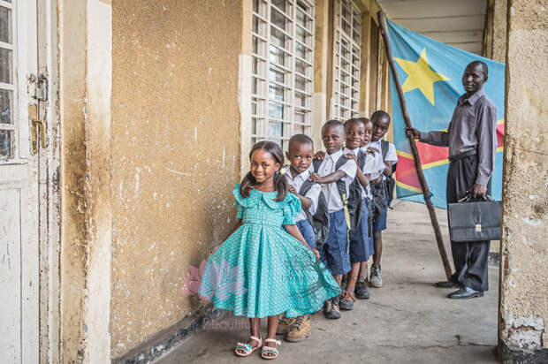 Люди Конго